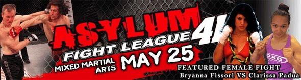 asylum fight league bryanna fissori