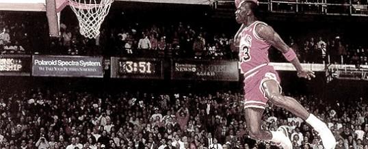 Michael Jordan Advertising Genius Does It Again